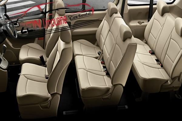 مميزات التصميم الداخلي والخارجي لسيارة هيونداي H1