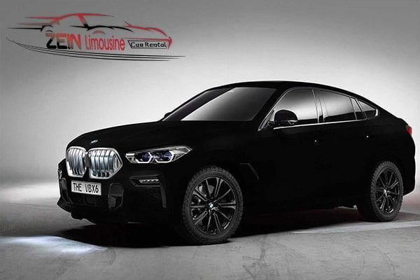 سيارة BMW X6 الجديدة كلياً